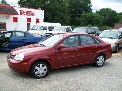 2007 Suzuki Forenza for sale at Hill Stop Motors in Memphis TN