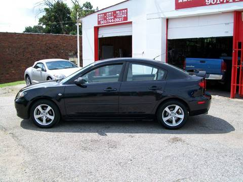 2006 Mazda MAZDA3 for sale at Hill Stop Motors in Memphis TN