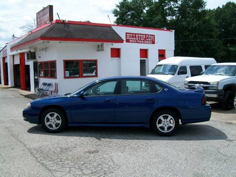 2005 Chevrolet Impala for sale at Hill Stop Motors in Memphis TN