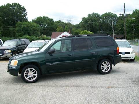 2003 GMC Envoy XL for sale at Hill Stop Motors in Memphis TN