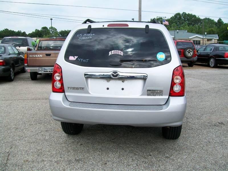 2005 Mazda Tribute s In Memphis TN - Hill Stop Motors