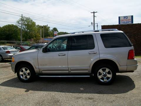 2004 Ford Explorer for sale at Hill Stop Motors in Memphis TN