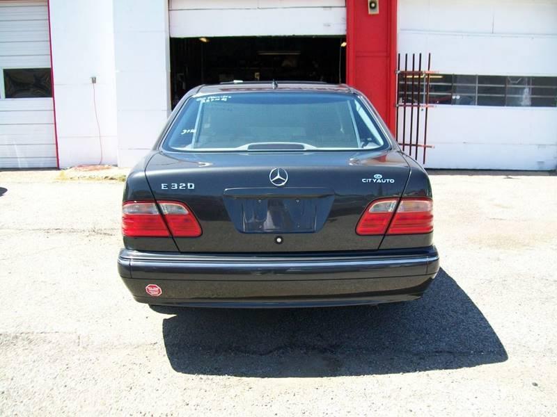 2000 Mercedes-Benz E-Class E 320 In Memphis TN - Hill Stop Motors