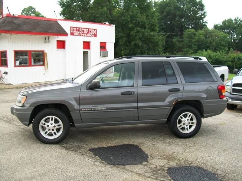 2002 Jeep Grand Cherokee For Sale At Hill Stop Motors In Memphis TN