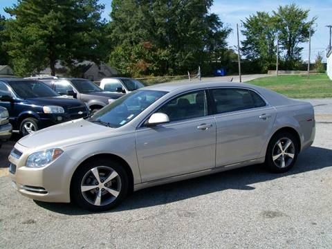 New 2009 Chevrolet Malibu For Sale - Carsforsale.com®