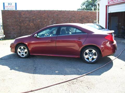 2010 Pontiac G6 for sale in Memphis, TN