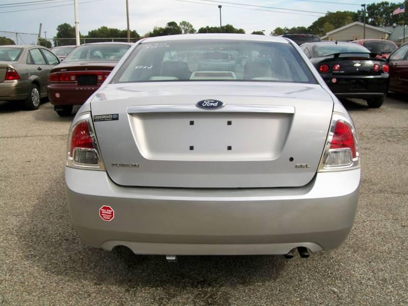 2006 Ford Fusion I4 SEL In Memphis TN - Hill Stop Motors