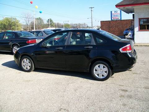 2010 Ford Focus for sale at Hill Stop Motors in Memphis TN