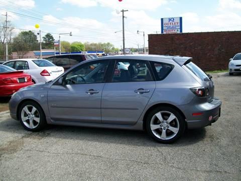 2005 Mazda MAZDA3 for sale at Hill Stop Motors in Memphis TN