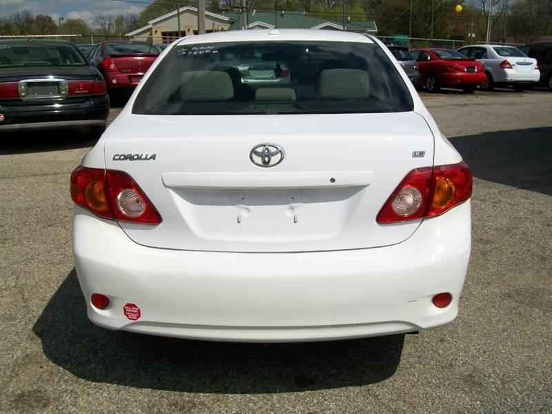 2010 Toyota Corolla LE In Memphis TN - Hill Stop Motors