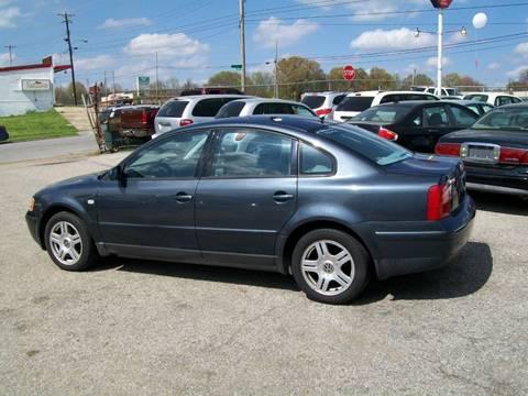 2001 Volkswagen Passat for sale at Hill Stop Motors in Memphis TN