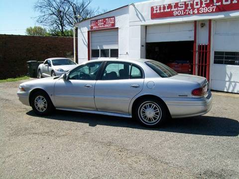 2002 Buick LeSabre for sale at Hill Stop Motors in Memphis TN