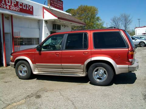 1998 Ford Explorer for sale at Hill Stop Motors in Memphis TN