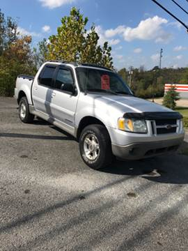 2002 Ford Explorer Sport Trac for sale in Danville, KY