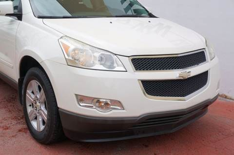 2010 Chevrolet Traverse for sale in Davie, FL