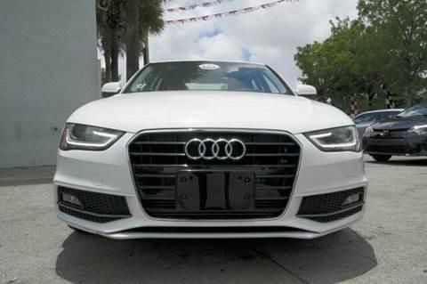 2015 Audi A4 for sale in Davie, FL