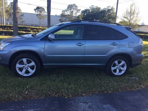 2007 Lexus RX 350 for sale in Longwood, FL