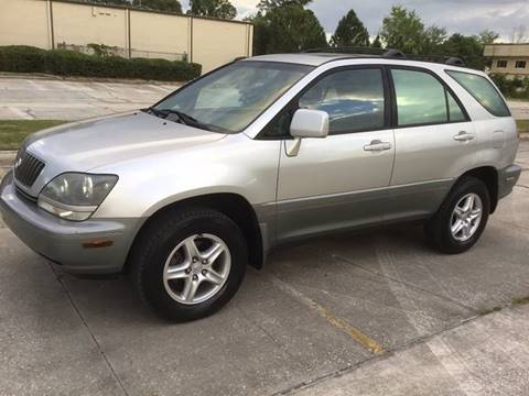 2000 Lexus RX 300 for sale in Longwood FL