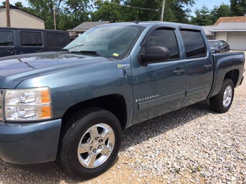 2009 Chevrolet Silverado 1500 Hybrid for sale at Battles Storage Auto & More in Dexter MO
