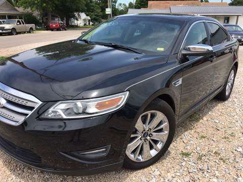 2010 Ford Taurus for sale at Battles Storage Auto & More in Dexter MO