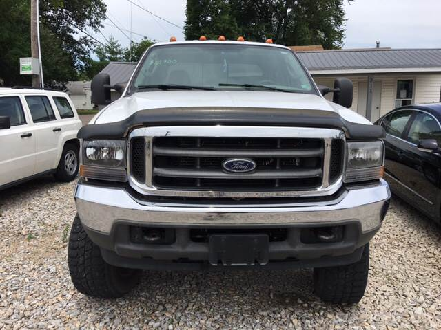 2004 Ford F-250 Super Duty for sale at Battles Storage Auto & More in Dexter MO