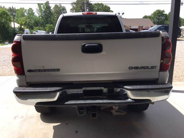 2003 Chevrolet Silverado 2500HD for sale at Battles Storage Auto & More in Dexter MO