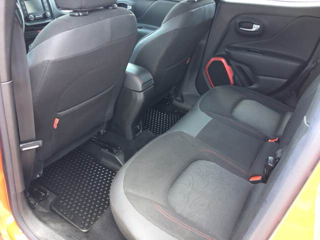 2016 Jeep Renegade for sale at Battles Storage Auto & More in Dexter MO