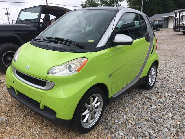 2009 Smart fortwo for sale at Battles Storage Auto & More in Dexter MO