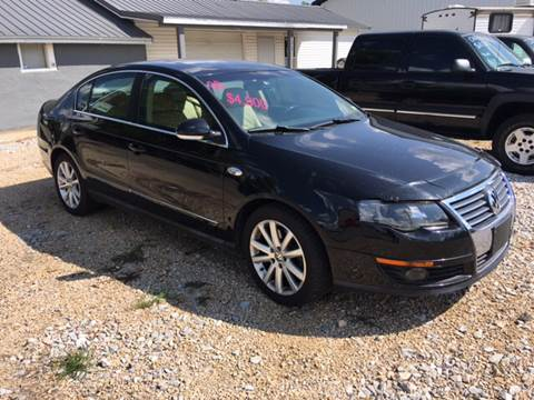 2006 Volkswagen Passat for sale at Battles Storage Auto & More in Dexter MO
