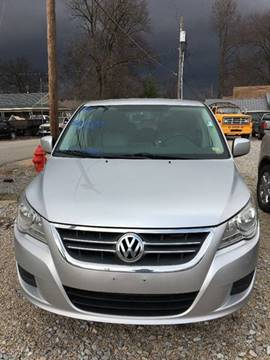 2009 Volkswagen Routan for sale at Battles Storage Auto & More in Dexter MO