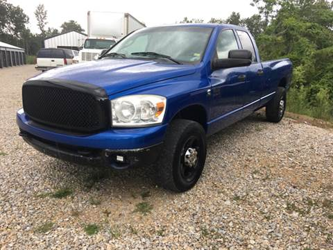 2008 Dodge Ram Pickup 2500 for sale at Battles Storage Auto & More in Dexter MO