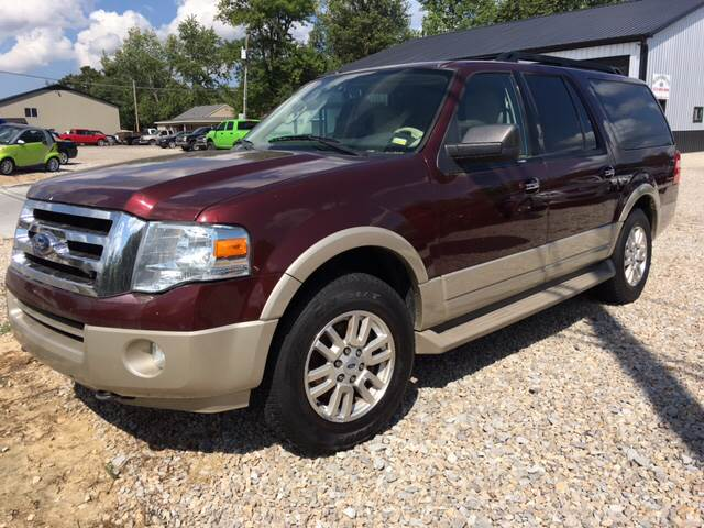 2009 Ford Expedition EL for sale at Battles Storage Auto & More in Dexter MO