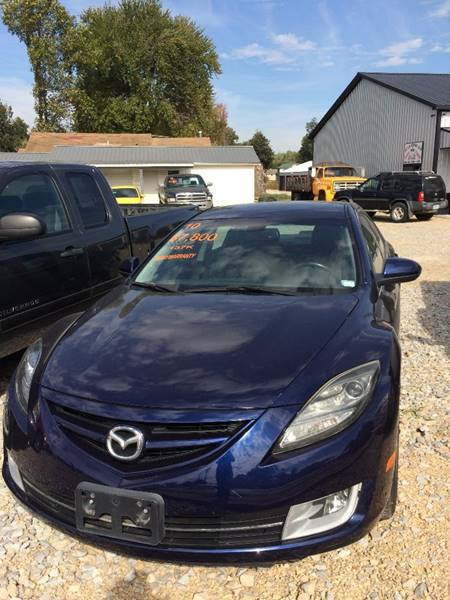 2010 Mazda MAZDA6 for sale at Battles Storage Auto & More in Dexter MO