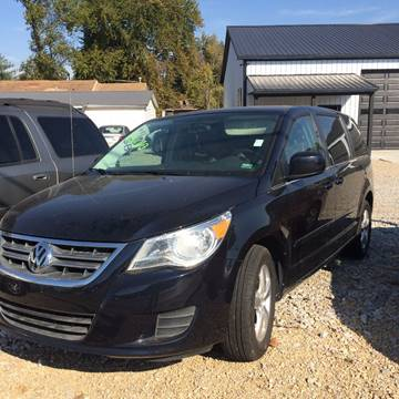 2010 Volkswagen Routan for sale at Battles Storage Auto & More in Dexter MO