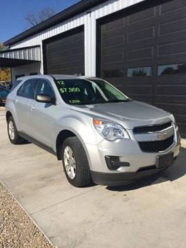 2012 Chevrolet Equinox for sale at Battles Storage Auto & More in Dexter MO