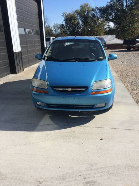 2007 Chevrolet Aveo for sale at Battles Storage Auto & More in Dexter MO