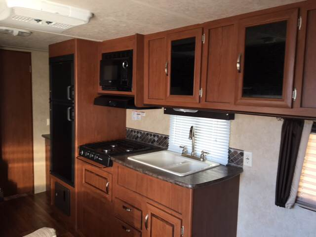 2015 Forest River 261bhxl for sale at Battles Storage Auto & More in Dexter MO