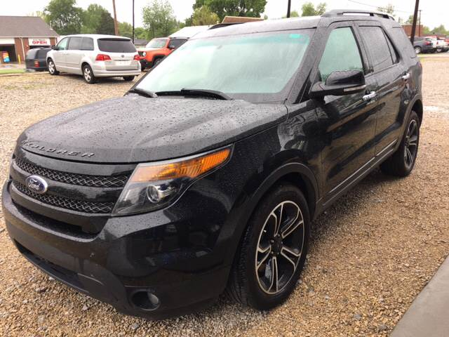 2014 Ford Explorer for sale at Battles Storage Auto & More in Dexter MO