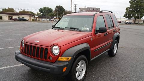 2007 Jeep Liberty for sale in Lancaster, PA