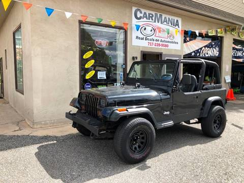 1994 Jeep Wrangler for sale in Hallam, PA