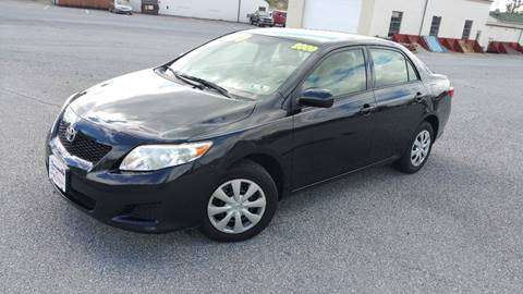 2009 Toyota Corolla for sale in Lancaster, PA