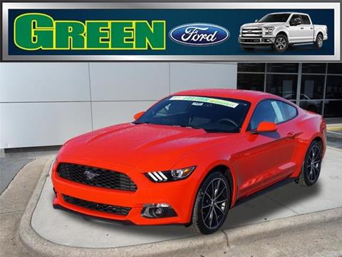 2017 Ford Mustang for sale in Greensboro, NC