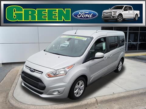 2016 Ford Transit Connect Wagon for sale in Greensboro, NC