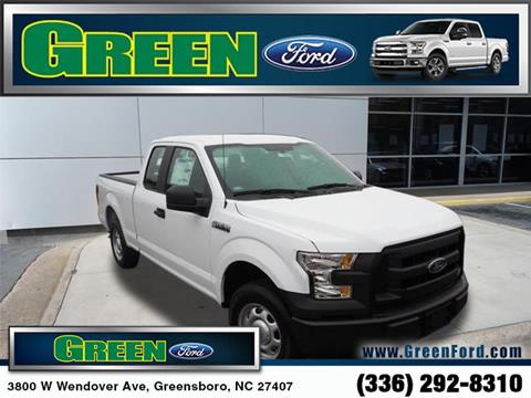 2017 Ford F-150 for sale in Greensboro, NC