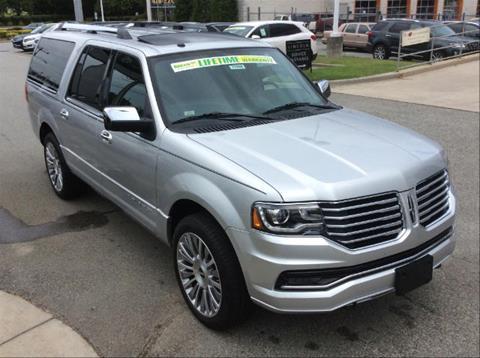 2017 Lincoln Navigator L for sale in Greensboro, NC
