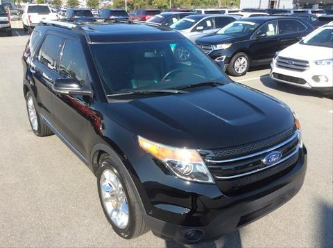 2011 Ford Explorer for sale in Greensboro, NC