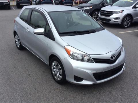 2014 Toyota Yaris for sale in Greensboro, NC