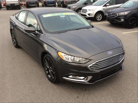 2018 Ford Fusion for sale in Greensboro, NC