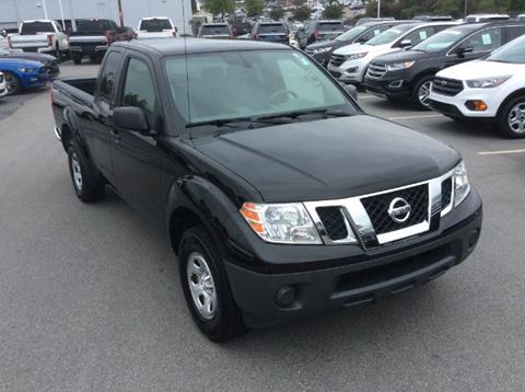 2014 Nissan Frontier for sale in Greensboro, NC