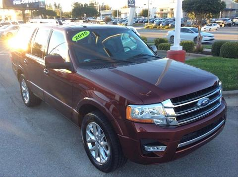 2015 Ford Expedition for sale in Greensboro, NC
